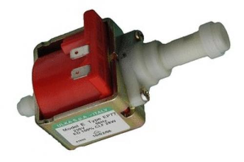 Помпа ULKA EP77 28W ( 4 bar, 0.900 ml./min) 00810016