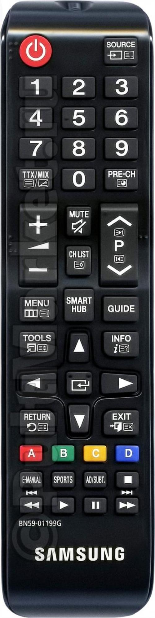 Пульт дистанционного управления TV SAMSUNG BN59-01199G