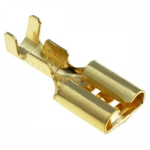 Клемма плоская 4,80x0,50 mm. ( 55306027 )