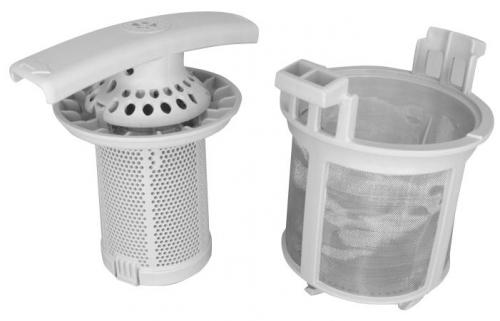 Фильтр ( улавливатель ) Посудомоечной Машины AEG-ELECTROLUX-ZANUSSI 1119161105 ORIGINAL