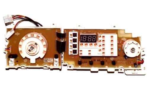 Модуль ( плата ) индикации Стиральной Машины LG EBR39219603
