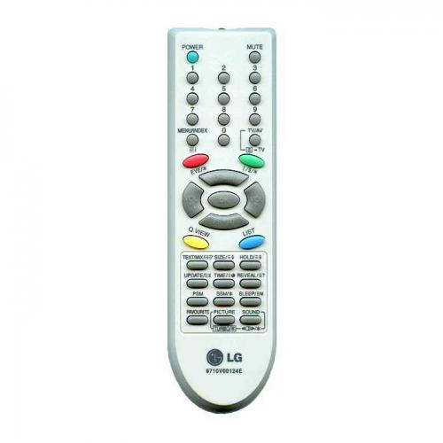 Пульт дистанционного управления TV LG 6710V00124E ORIGINAL