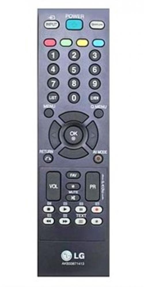 Пульт дистанционного управления TV LG AKB33871413 ORIGINAL