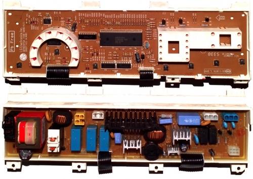 Электронный модуль управления Стиральной Машины LG 6871EN1042E
