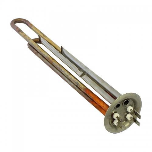 Тэн Бойлера THERMEX 00205212 ( КИТАЙ RF 700+1300W, L 306 mm. Медь )