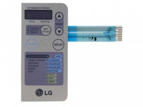 Сенсорная панель Хлебопечки LG EBZ60822105
