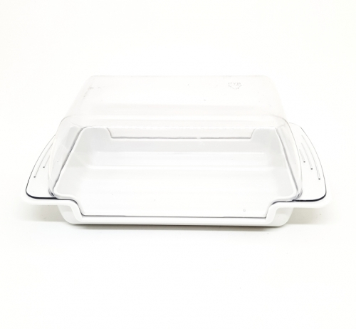 Масленка в сборе с крышкой Холодильника ATLANT 301543108100