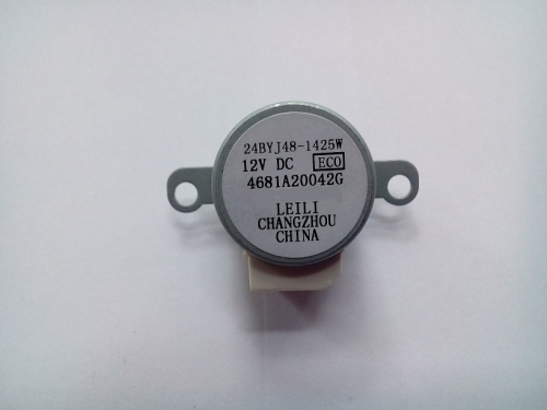 Двигатель шторок кондиционера LG 4681A20042G ( 24BYJ48-1425W 12V )