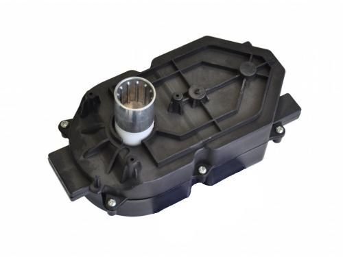 Блок редуктор Мясорубки POLARIS PL014225 ( PMG 3043L )