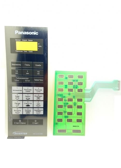 Клавиатура ( панель сенсорная ) СВЧ PANASONIC F630Y9W40KZP