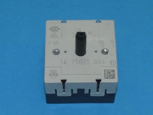 Регулятор мощности конфорок Плиты GORENJE 242492 ( EGO 50.77021.004 )