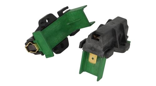 Щетки двигателя в корпусе Стиральной Машины BEKO 371202410 ( 5x12.5x39 mm 2 шт.)