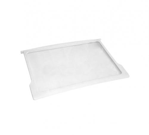 Полка стеклянная Холодильника БИРЮСА 0030006000 ( 520x340 mm. )