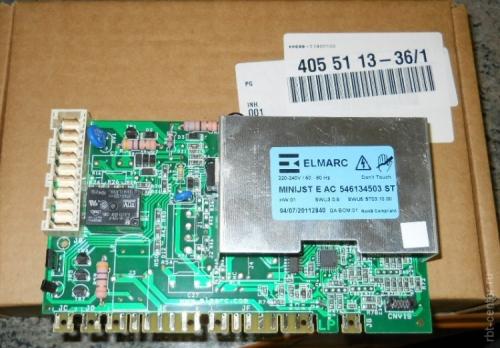 Электронный модуль управления Стиральной Машины AEG-ELECTROLUX-ZANUSSI 4055113361 MINIJST AC546134503 ST